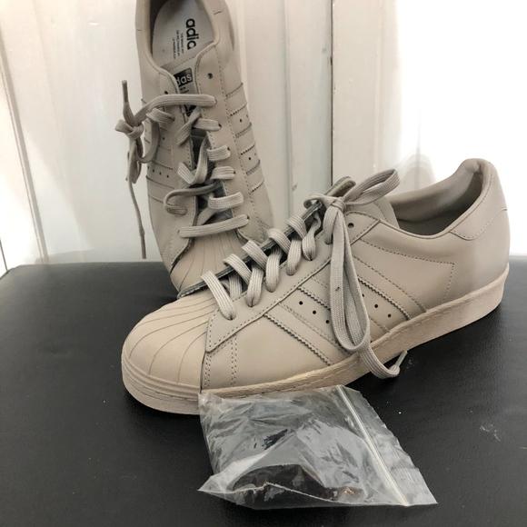 Custom Adidas Men Grey All Stars   Poshmark